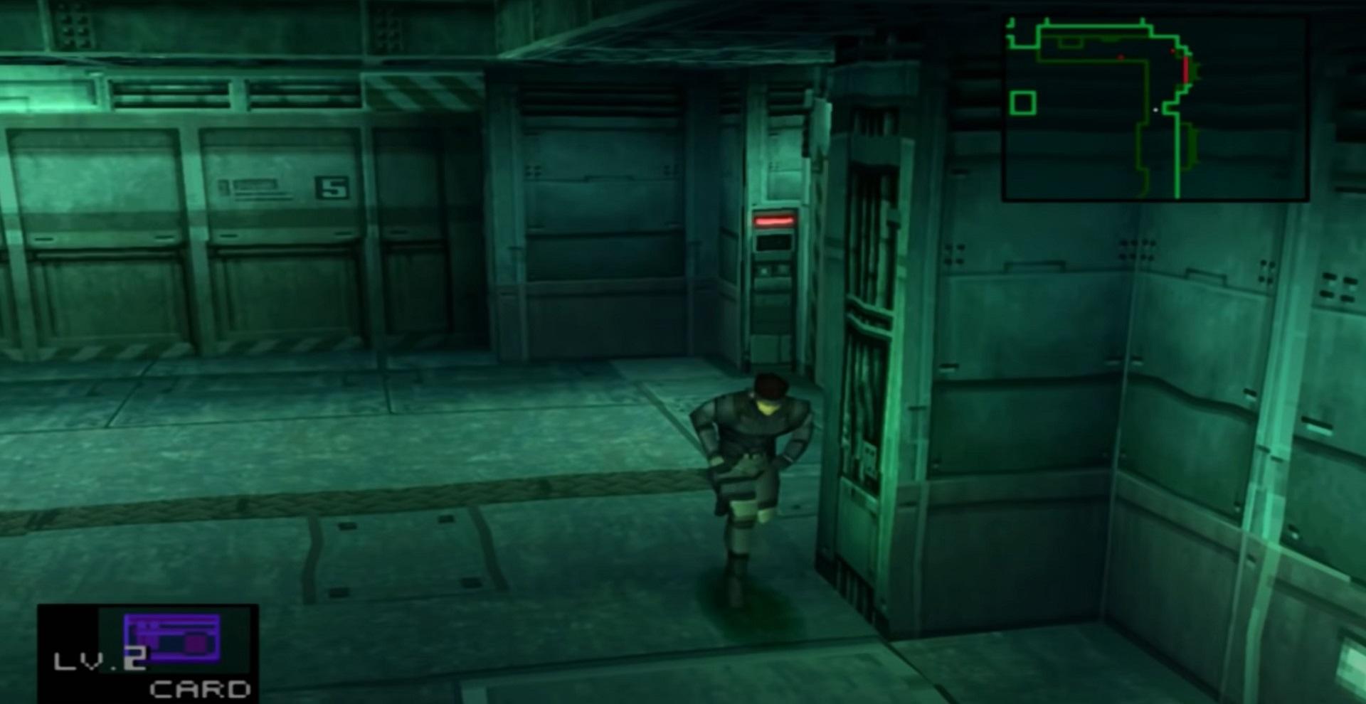 Metal Gear Solid: Seltene Animation nach zwei Jahrzehnten entdeckt