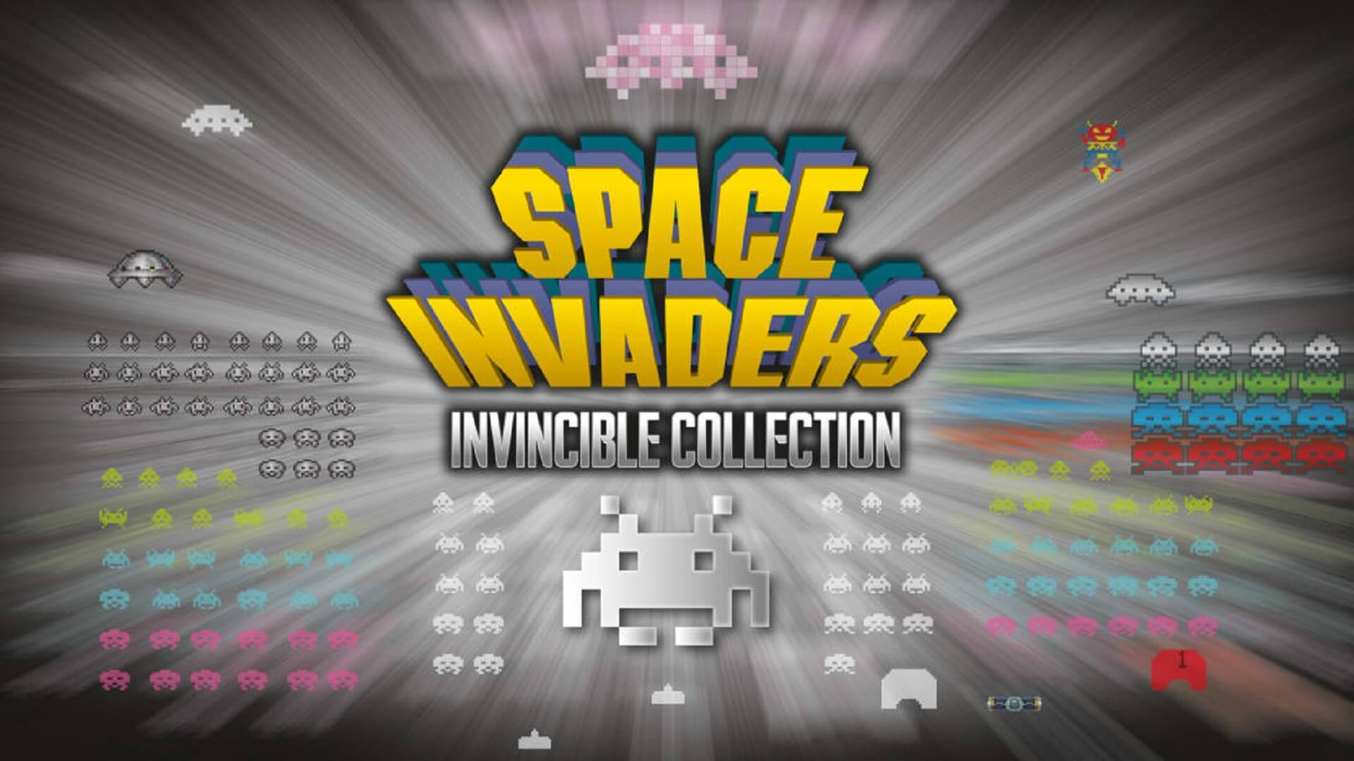 Space Invaders Invincible Collection bald verfügbar