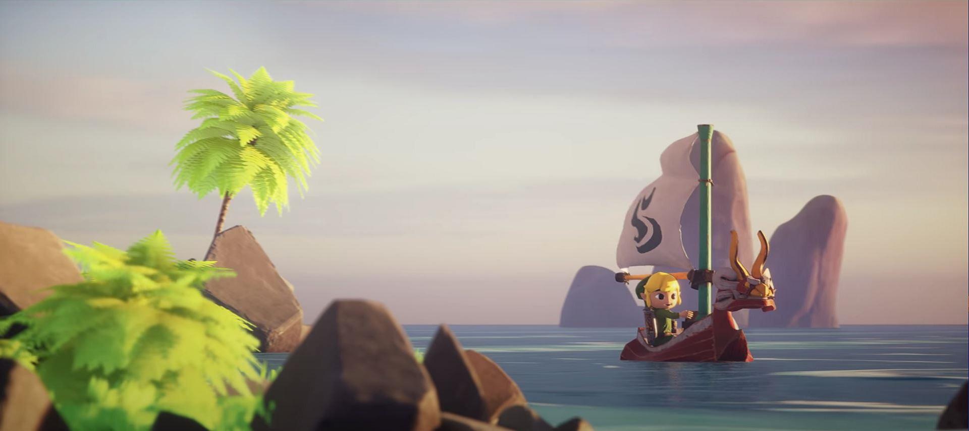 Zelda: The Wind Waker in Unreal Engine — Fan machts möglich