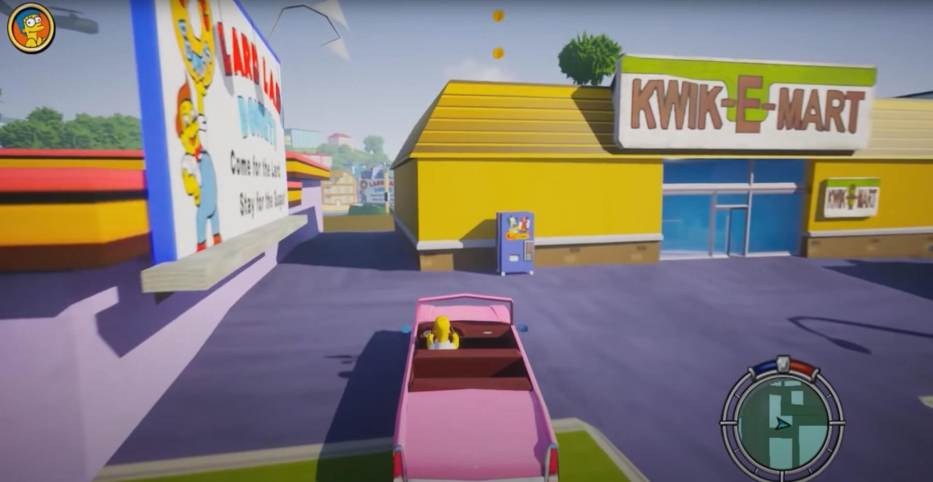 The Simpsons Hit & Run: Fan-Remake sorgt für Aufsehen