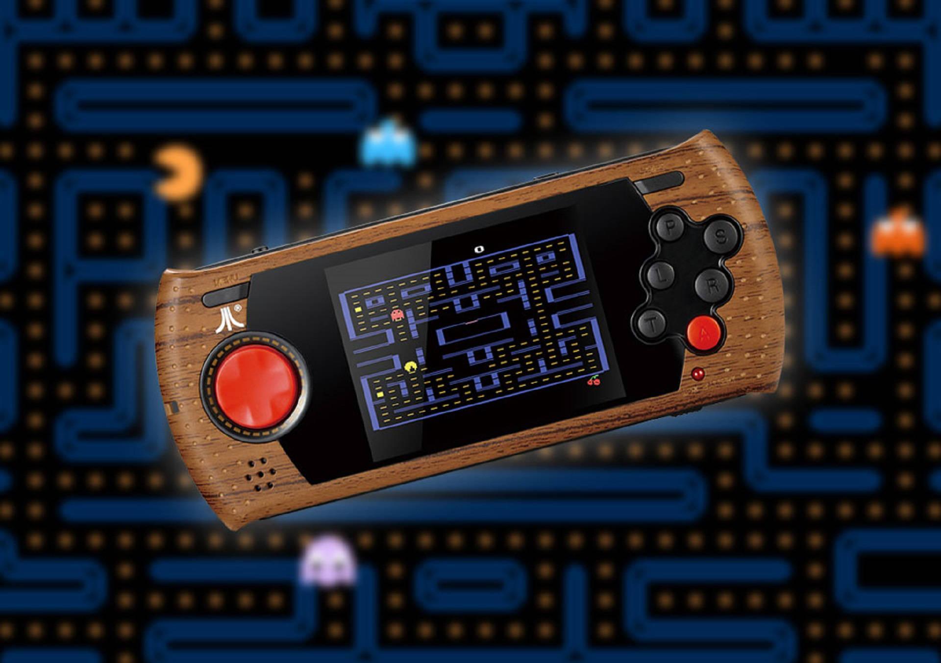 Retro- und Minikonsolen #11: Atari Flashback Portable