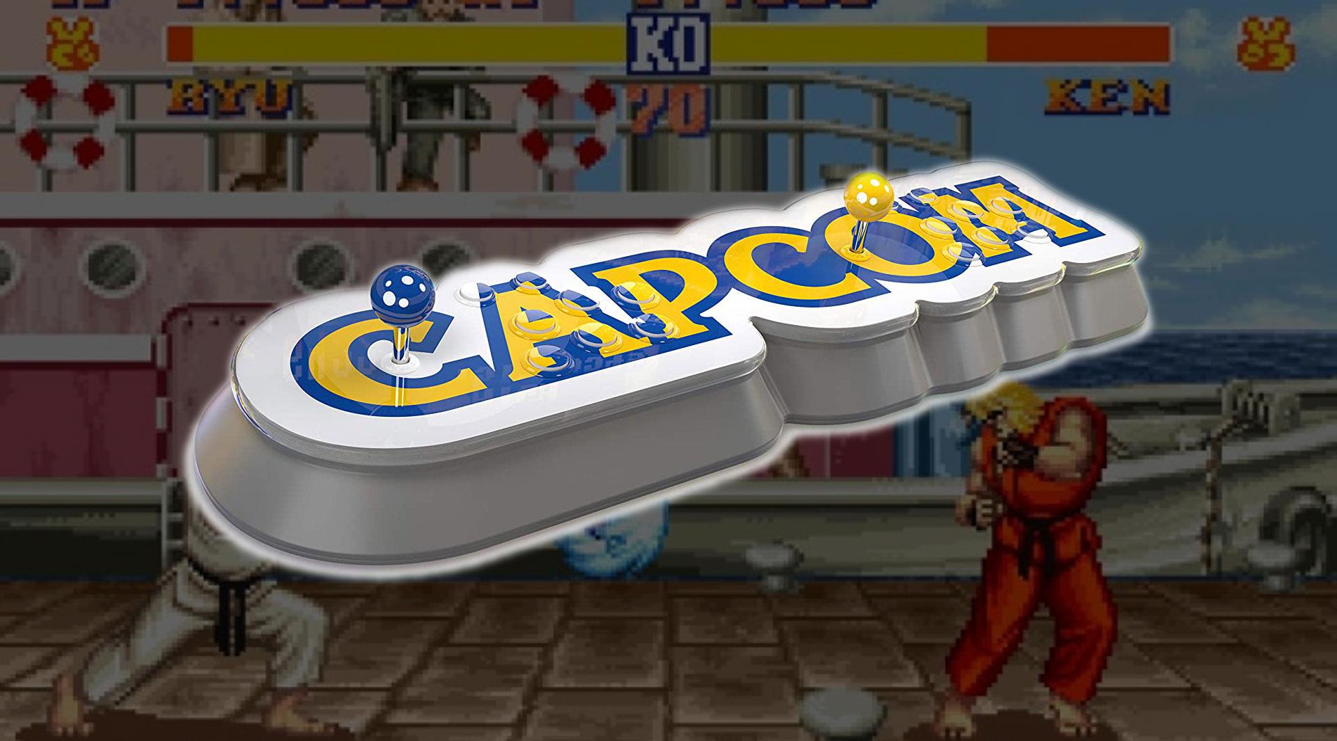 Retro- und Minikonsolen #12: Capcom Home Arcade – Der Riese unter den Minikonsolen