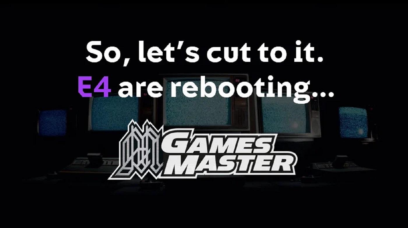 Britische Kultserie GamesMaster kehrt zurück