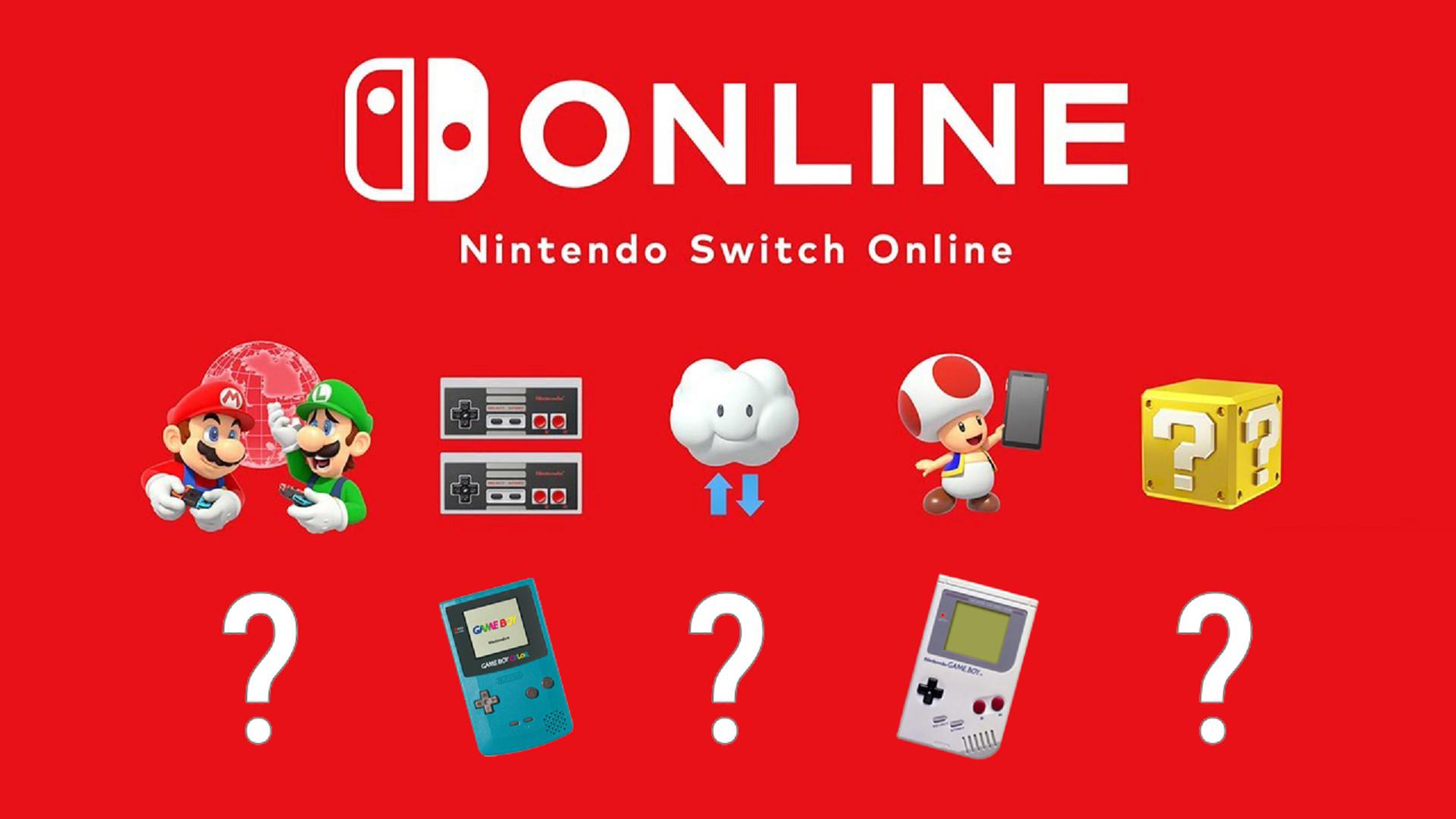 Game Boy-Spiele auf der Nintendo Switch
