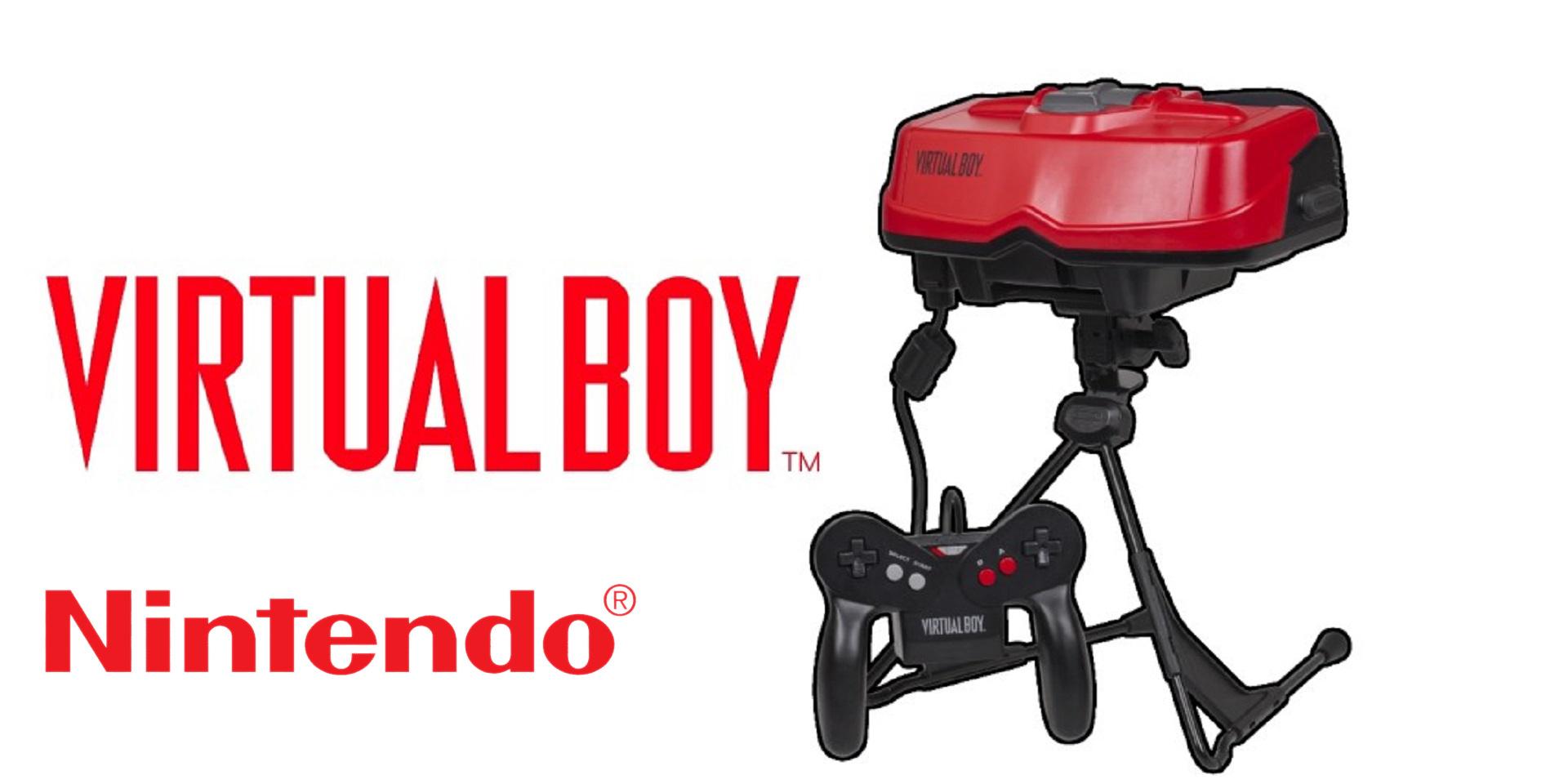 Virtual Boy – Nintendos größter Flop