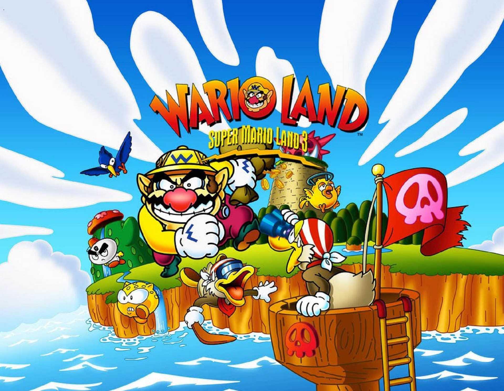 Namensgeschichte der Nintendo-Charaktere: Wario, der Anti-Mario