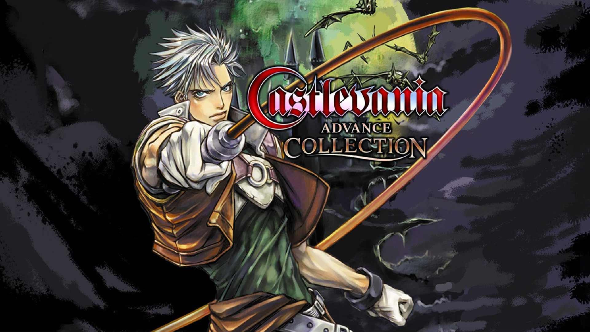 Castlevania Advance Collection: Klassiker für Nintendo Switch