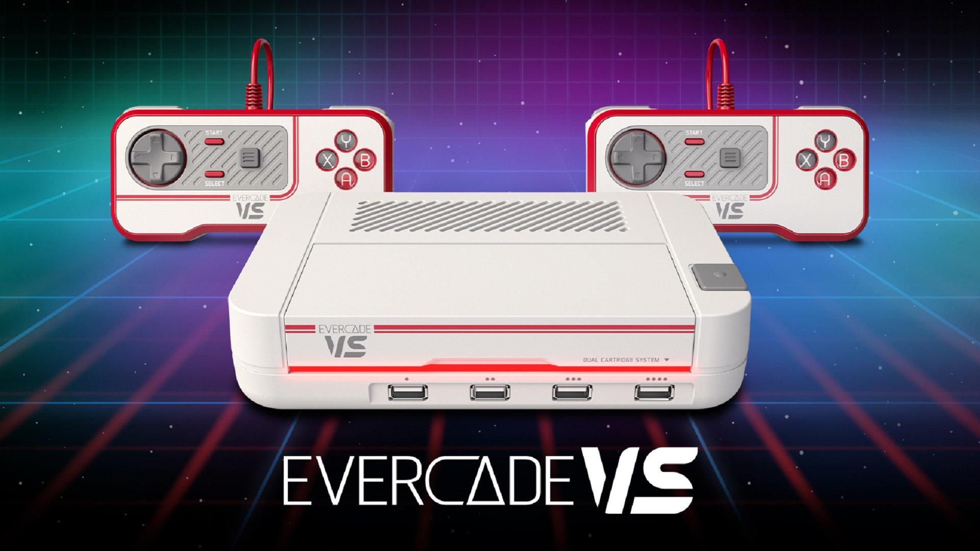 Evercade VS wird verschoben