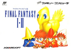 Final Fantasy I•II Cover