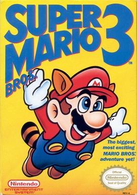 Super Mario Bros. 3 Cover