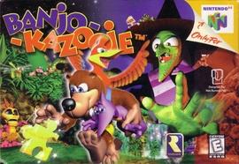 Banjo-Kazooie Cover