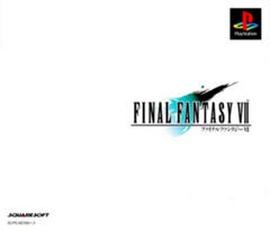 Final Fantasy VII Cover