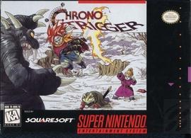 Chrono Trigger Cover